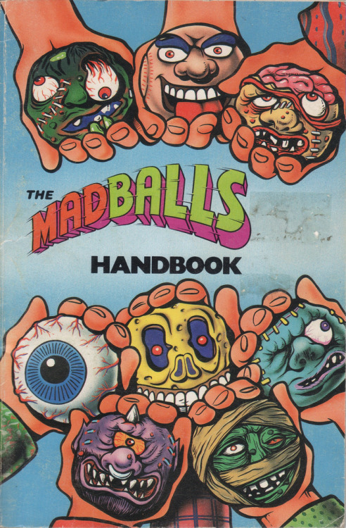 imremembering:  Madballs via eldepositodelplatino