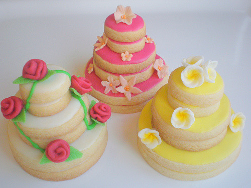 Cookies - Stacked Cakes 2 (by Sugar Siren (Francesca))