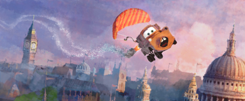 More Gorgeous Cars 2 Concept Art Revealed. View 10 more pieces here!