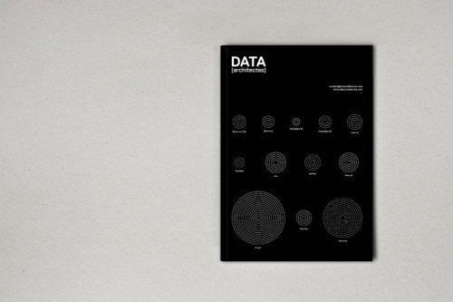 Identity for Data[architectes] by Caroline Fabès