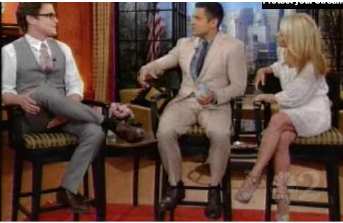 Regis & Kelly 2011.06.06