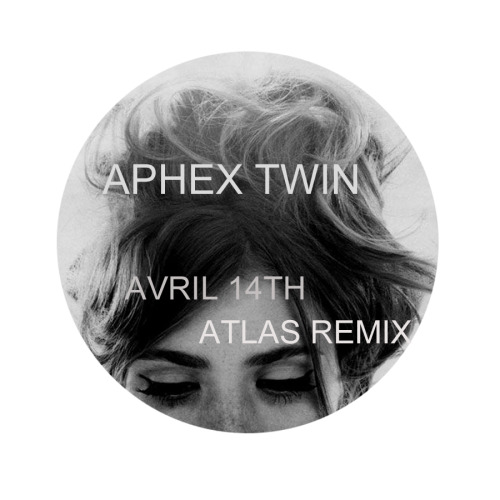 Remix of Aphex Twin's Avril 14th. Click image for soundcloud. Peace.