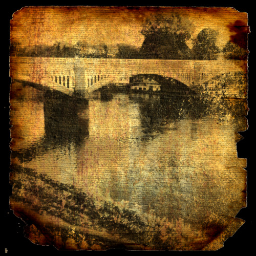 Richmond on the Thames - Photo processed with Hipstamatic, 100Camerasin1, PicGrunger and FX Photo Studio App
