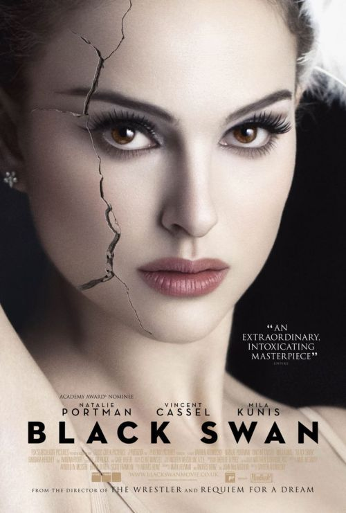Top Ten - my favourite movie Menciones honrosas Black Swan (2010) Natalie Portman, Mila Kunis, Vincent Cassel Directed by Darren Aronofsky