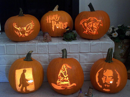 boraaa:  AHHH!!!! THESE ARE THE BEST PUMPKINS EVER!! Guess what I'm carving next year :)
