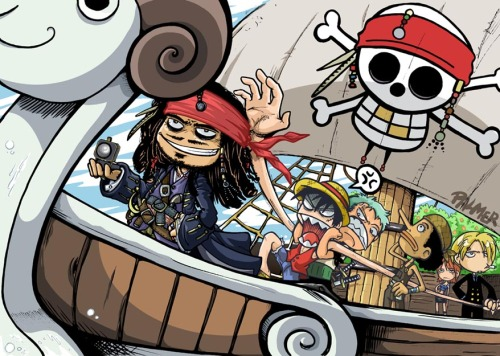 One Piece (Jack Sparrow)
