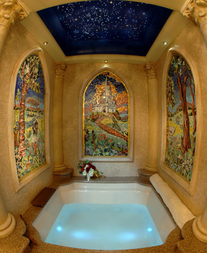 Best. Bath tub. Ever.