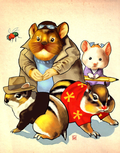 (via Rescue Rodents by =ninjaink on deviantART)