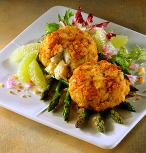 fantasticedibles:  Chesapeake Bay Crab Cakes   Recipe
