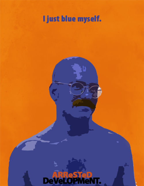 minimalmovieposters:  Arrested Development by Jordan Tremain