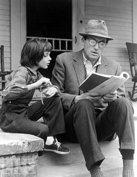 mourningwould:  To Kill A Mockingbird  This man.