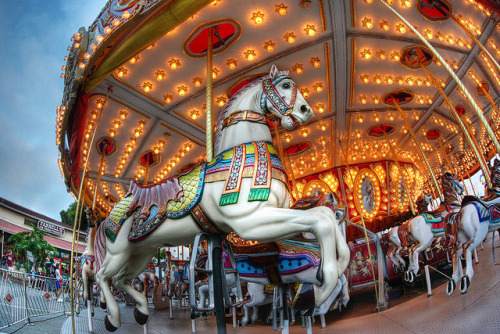 Merry go round on Flickr.