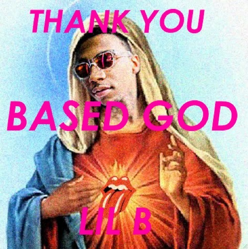 lil b the based god wonton soup