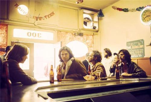 The Doors by Henry Diltz