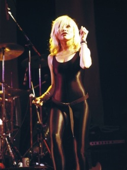 Debbie Harry, Blondie, live, show