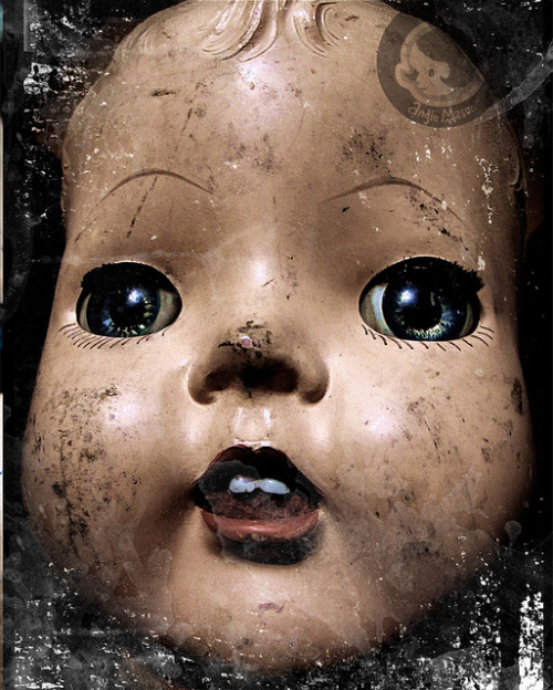 Baby Doll Head Series on Flickr.