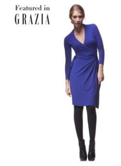 (via The Classic Wrap Dress; Women's Dresses; Isabella Oliver 365)