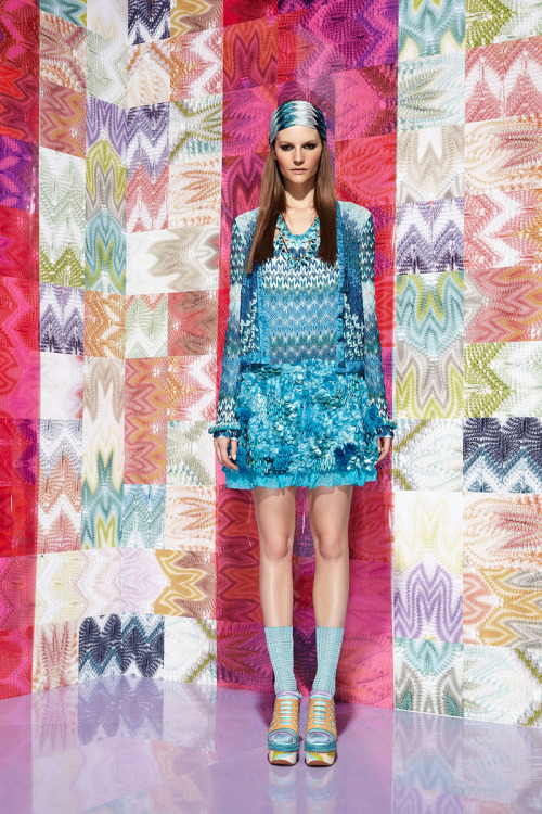 missoni resort 2012