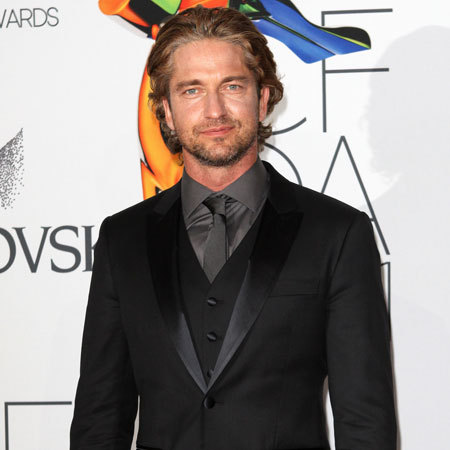 Hey Gerard Butler,Stop trying to steal Bradley Cooper's hair and look. It's not working for you.Sincerely, CJ