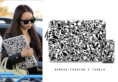 AnOther x Collette by Gareth Pugh Incase Laptop Case $140 $42 via Opening Ceremony