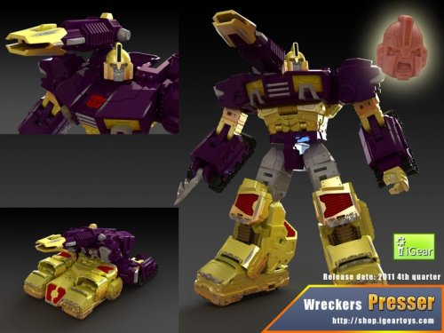 thetransformers:  iGear Presser (aka Impactor)  I nearly died today at work when this popped up…