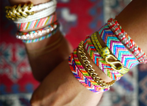 Honestly…WTF we love friendship bracelets!!!