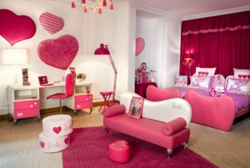 Tiffany's room ????? =))))
