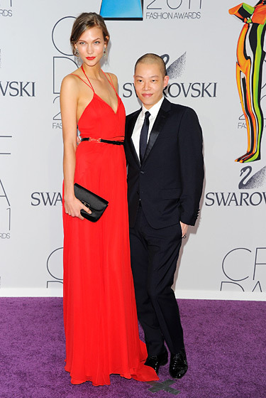 Our favorite looks from last night's CFDA Awards
