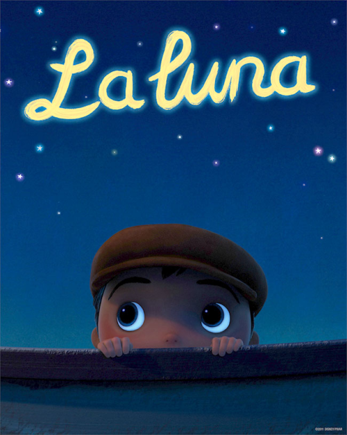 elliefredricksen:  Really beautiful poster for La Luna.