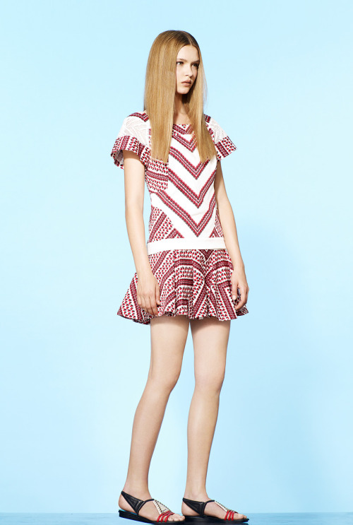 Thakoon Resort 2012 Collection