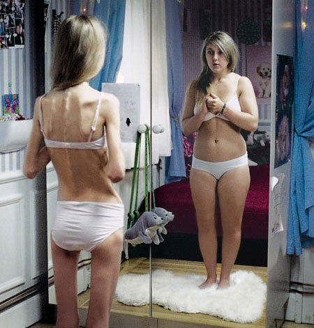 Body Dysmorphic Disorder - Mirror