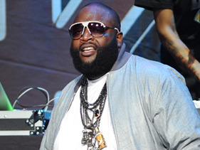 "*Rick Ross Grunt* Rick Ross has done well for himself since he first entered the mainstream Hip Hop game in 2006 with Hustlin'. But what's really intrigued me is the ""Boss"" mentality that he's taken in forming his Maybach Music Group. Ross recently claimed on 106 and Park the each of his artist represent different cities. Wale is holding down DC and the DMV area, Meek Millz representing Philly, and the weakest of the MMG line up Pill is from Atlanta. Geographically MMG has covered the entire East Coast. It's like he's strategically planned this from the beginning, making friends with Jay-Z and Diddy. If you have their support there's not much you can't do in this industry were they are the Tyrannts. Then signing the best artist from their respective city…not a bad move. Now did you know there was MMG Latino? Yeah this Brother Ross is serious about a takeover. His energy and thirst is only making Hip Hop Better. Bottom Line: Rick Ross has gone from the Pinewood, to the Superstar, to the Pat Riley. Maybach Music Group is here to stay."