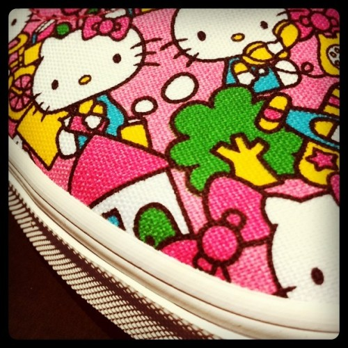 #HK #Vans SO necessary! (Taken with instagram)