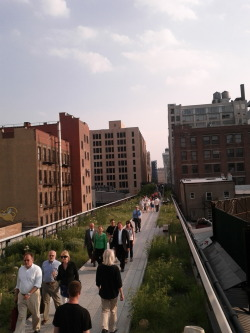 fred-wilson:  Section 2 of The Highline opened today
