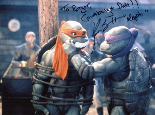 Donatello was/is my main man.