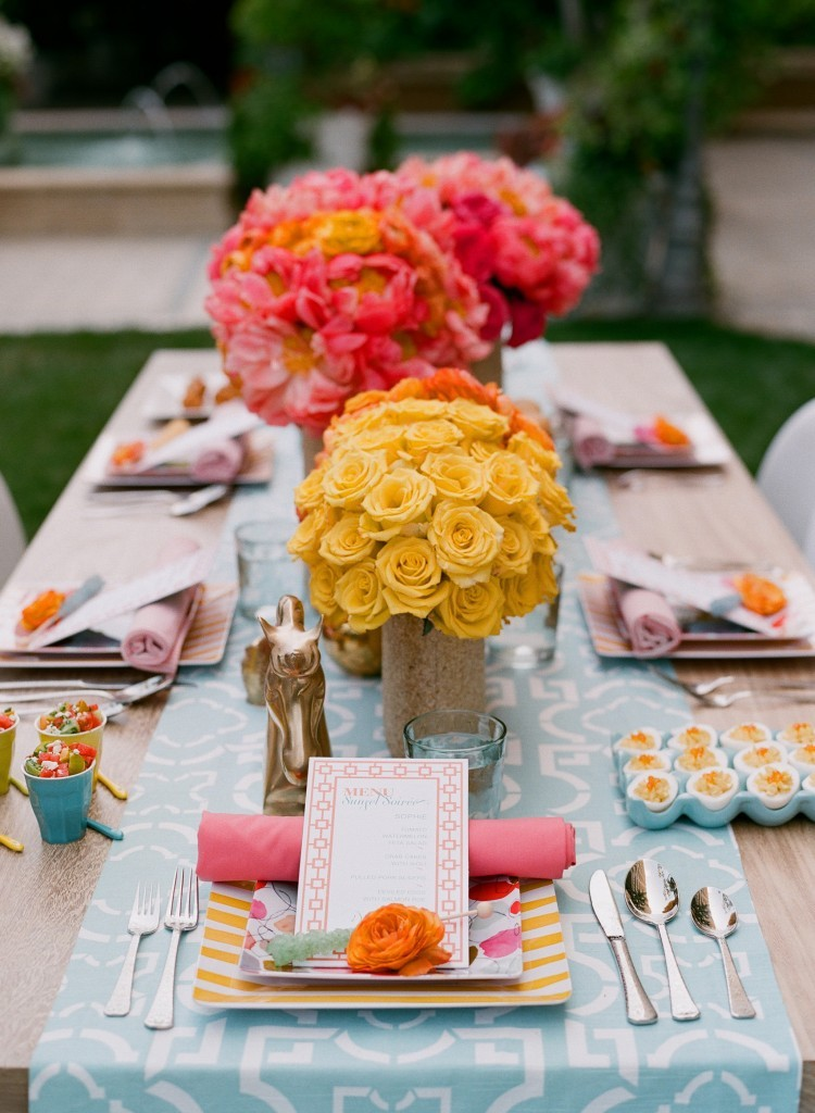 New @ La Petite Fashionista; How to: Host the Perfect Summer Soiree