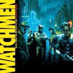 Soundtrack: Watchmen Various Artists 12 Tracks 1. Desolation Row - My Chemical Romance 2. Unforgettable - Nat King Cole 3. The Times they are A-Changin' - Bob Dylan 4. The Sound of Silence - Simon & Garfunkel 5. Me & Bobby McGee - Janis Joplin 6. I'm Your Boogie Man - KC & the Sunshine Band 7. You're My Thrill - Billie Holiday 8. Pruit Igoe & Prophecies - Phillip Glass Ensemble 9. Hallelujah - Leonard Cohen 10. All Along the Watchtower - Jimi Hendrix 11. Ride of the Valkyries - Budapest Symphony Orchestra 12. Pirate Jenny - Nina Simone also reblogged at: http://gingiringingin.tumblr.com/