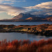 travelpicz:    Scotland - Tarskavaig and the Cuillins, Isle of Skye by Barbara R Jones