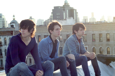 BEACH FOSSILS  Beach Fossils are a young band from Brooklyn that could easily accompany your summer. Catchy songs made up of fairly simple but great repetitive guitar parts and lyrics as cheerful twangs of another guitar separate sections of the songs. They love their reverb too, like everybody should. 'Sometimes' is a great track. Worth looking at what pitchfork have got to say about them too. http://www.myspace.com/beachfossils http://www.pitchfork.com/artists/27968-beach-fossils/  Read on expectdelays.co.uk