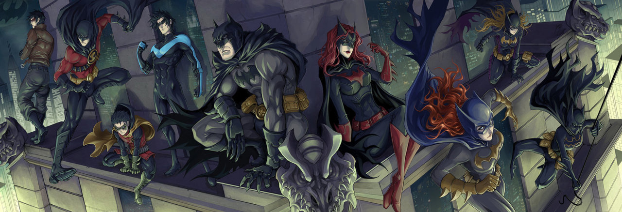 Vengeance and Night by Drake Tsui  Tumblr