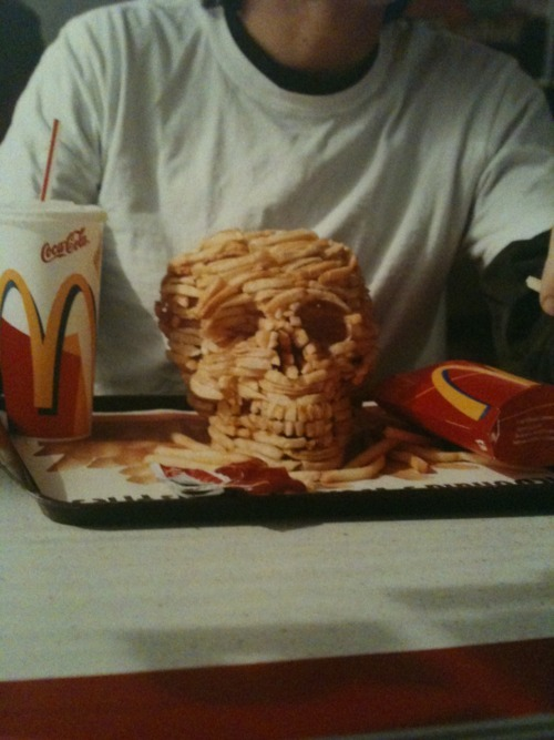 aliceinwonderlustt:  I hate you McDonalds.