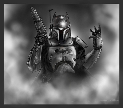 batmania:  The Bat-Fett. Via