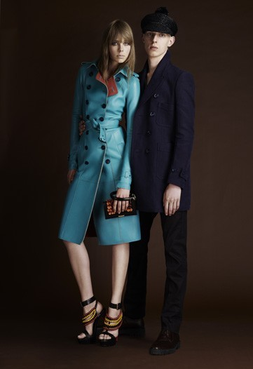 Burberry Resort 2012 (Fashionologie)