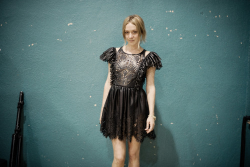 shawnbrackbill:  Chloë Sevigny for Opening Ceremony Resort 2012 | shot for Dazed and Confused © 2011 Shawn Brackbill http://www.dazeddigital.com/fashion/article/10563/1/chlo%C3%AB-sevigny—opening-ceremony-resort-2011