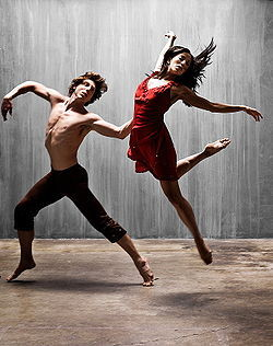 On the wikipedia page for modern dance? But its still a gorgeous shot!