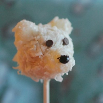 Bear Shaped Cake Pops 6 by SkippingSkones