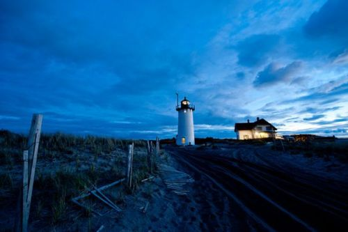 Cape Cod, Massachusetts Windswept Cape Cod is home to nearly 20 lighthouses, a beacon for romantics. The keeper's house at Race Point Lighthouse near Provincetown, pictured here, is available for vacation rental.