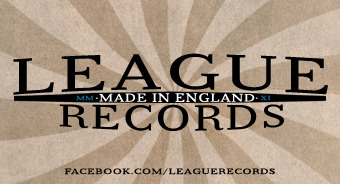 League Records sticker https://www.facebook.com/LeagueRecords