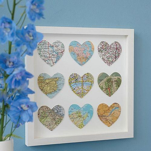 "amandaholland:  I really need to make this. My 9 ""heart"" cities would be (in no particular order):  1. Charlottesville, Virginia 2. Newport Beach, California 3. San Diego, California 4. Paris, France 5. Stuttgart, Germany 6. New York City, New York 7. Austin, Texas 8. Rome, Italy 9. Madrid, Spain"