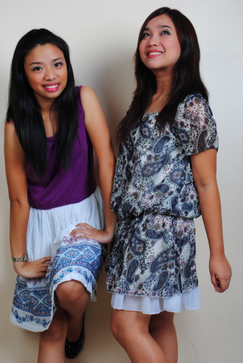 Mid High Fashion Model By: Kena Edrosolo And Sarah Benitez Photographed By: Mhike Esperanza Balutan